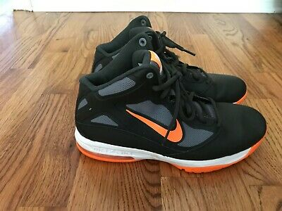 new concept 98bbd 38a48 Men s Nike Max Air High Top Shoes, Size 8, Excellent