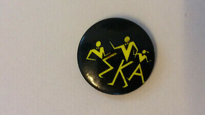 SKA pop logo music buttons vintage SMALL BUTTON madness selecter specials