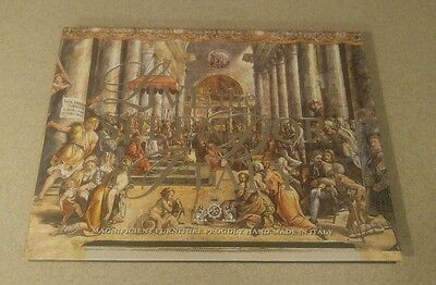 Live The Splendor of Italy The Collection of Giuseppe Rho Italian Furniture Book