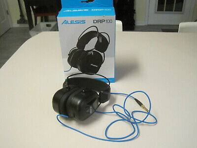 Alesis DRP100 Electronic Drum Reference Headphones, Open Box