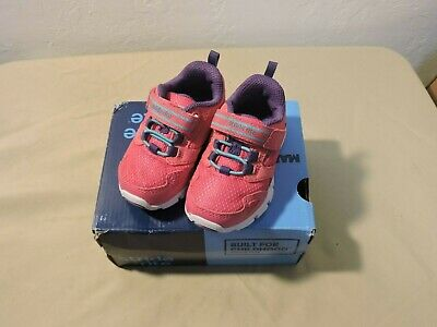 d908176b45 Stride Taylor M2P Rite Girls Sneakers Shoes Size 4 W Pink Made 2 Play