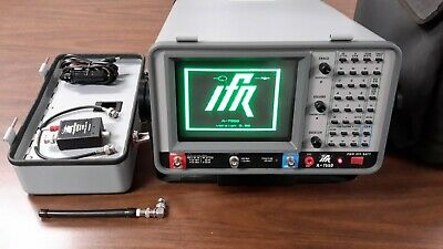 IFR / Aeroflex A7550 Spectrum Analyzer, Tracking Generator