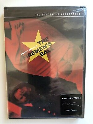 Firemens Ball (DVD, 2002, Criterion Collection) New!!!
