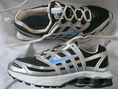 lowest price 98c1d 637b2 VERY RARE Womens Nike Air Max Shox 2 40 Limited Edition Athletic Shoes SZ 8