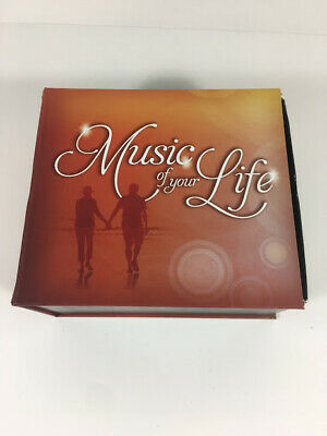 Music of Your Life [Box] by Various Artists (CD, Mar-2012, 10 Discs, Time/Life M
