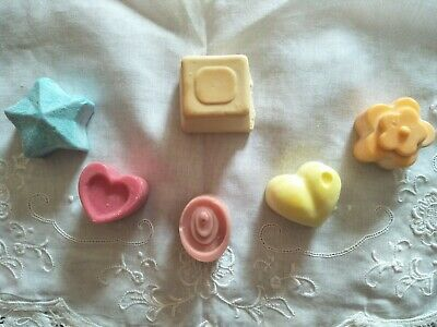 soy wax melts mini over 35 scents to choose from. individually wrapped