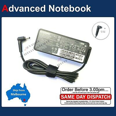 Genuine 65W Lenovo ideapad 120S-14IAP Winbook Power AC Adapter Laptop Charger