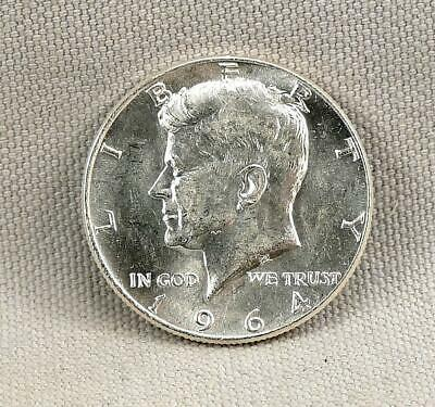 1964 Silver Kennedy Half Dollar!! No Reserve!  Reasonable Price!
