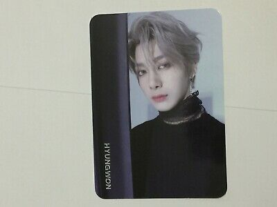 Hyungwon Official Photocard Monsta X Are You There Photo Card Album Cd New Ver