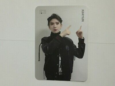 Kihyun Official Photocard Monsta X Are You There Photo Card Album Special Ver