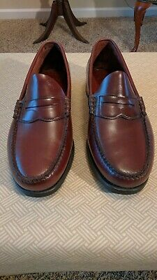 513e40346 VINTAGE DEXTER PENNY Loafers Handsewn made in USA 10 EEE -  62.00 ...