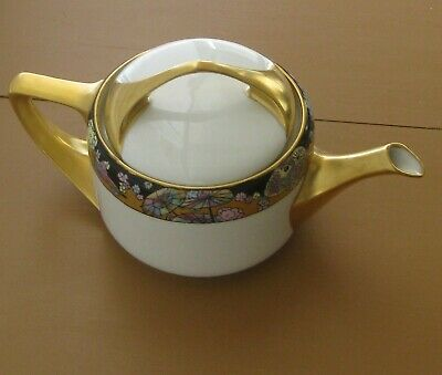 Vintage Rosenthal Donatello Selb Bavaria Pitcher