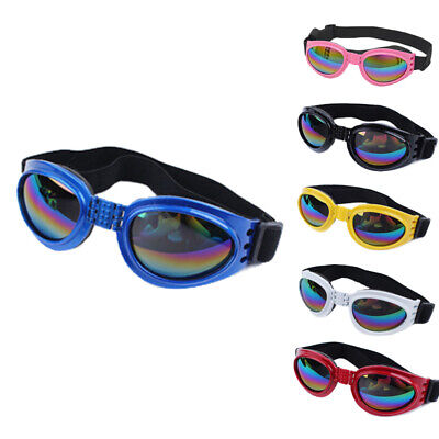 Fashion Small Pet Dogs Goggles UV Sunglasses Sun Glasses Eye Protection Wear