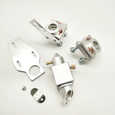 Co2 Laser Head Mounts Mirrors Lens Integrative Set for Engraver Cutter K40 III