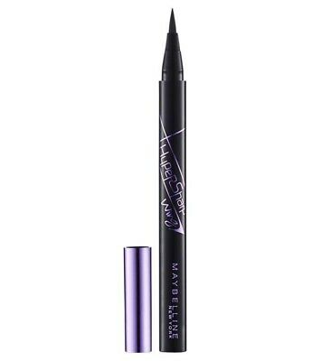 "Maybelline ~ Hypersharp Wing ~ Liquid Eyeliner ~ ""Black"" ~ Nip ~ Rrp $18.95"