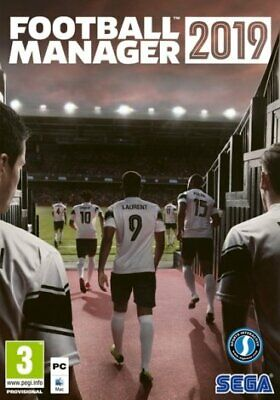 Football Manager 2019 + Fm19 Touch [Cloud Activation] Key Steam
