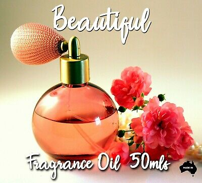 Beautiful Top Quality Fragrance Oil, 50 Mls - Candles,  Diffusers