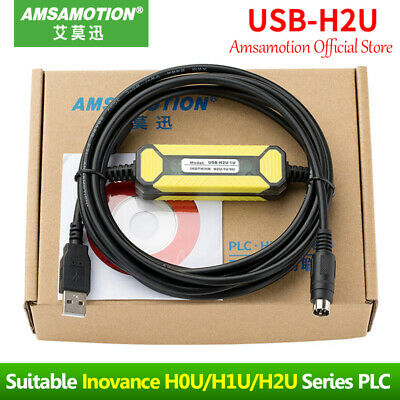 Can Not Be Used In Cj2m 1pcs Usb-cn226 Plc Programming Cable For Omron Cs Cj Cqm1h Cpm2c