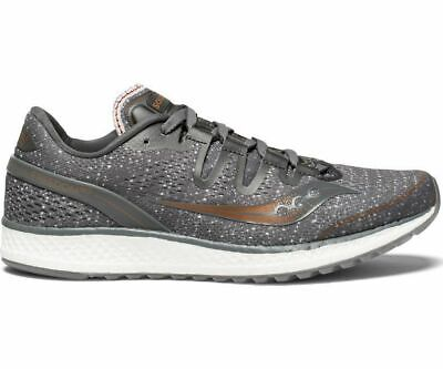 Saucony Freedom ISO Womens Shoes Grey/Denim/Copper