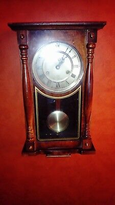 Lincoln 31 day wall clock