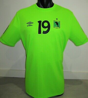 AS Vita Club DR Congo ATOUBA #19 Umbro Football Shirt Jersey Soccer L Africa