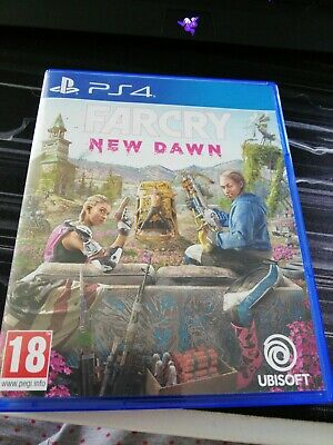 Far Cry New Dawn -Deutsch- (PS4) - Ubisoft - Sony - Top Zustand