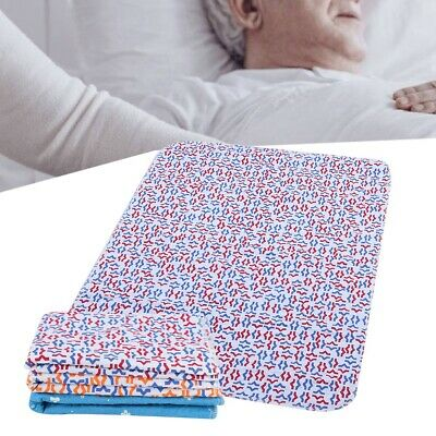Washable Underpads Bed Reusable Pad Waterproof Incontinence Hospital Home Use