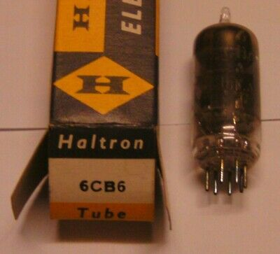 6CB6 electronic valve (Hewlet-Packard)