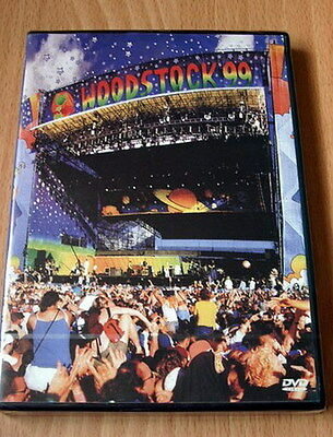 WOODSTOCK 99 DVD - Creed, Metallica, Megadeth (New & Sealed) - $1 90