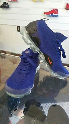 Nike Air Max VaporMax Flyknit 2 Pure Air Team Blue