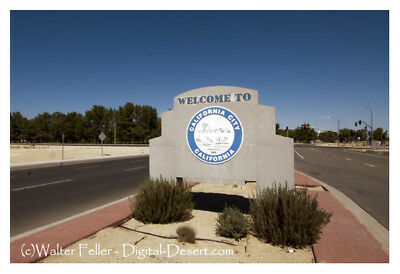 Beautiful California City Land For Sale! Look At This .34 Acre Residential Lot