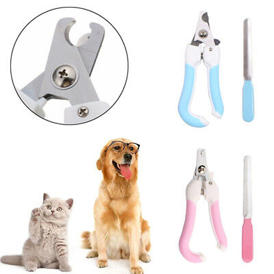 Pet Dog Cat Nail Paw Claw Clippers Scissors, For Small- Medium-Large Animals