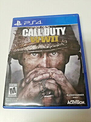 Call of Duty: WWII-Sony PlayStation 4 Video Game