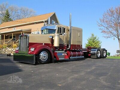1998 Kenworth W900 MINT!!!  Pre ELD and restored