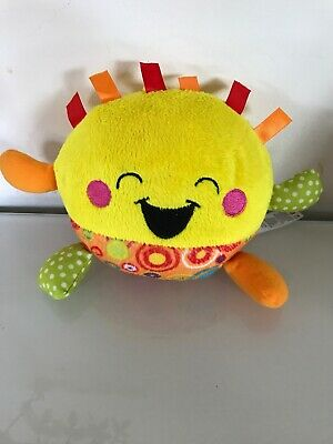 DARLING Giggle GANG Goldie ADORABLE Little PLUSH Character LAUGHS /& Giggles