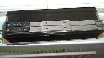Pair Egress Easy Clean Fire Escape Upvc Ali Window Hinges Friction Stays