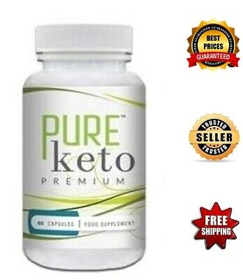 Pure Keto Premium 60 Capsules Extreme Weight Loss - Free Shipping Worldwide