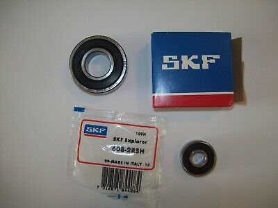 New Lucas E3L E3Lm E3N Dynamo Bearing Set. Skf Top Quality. Bsa Norton Ajs