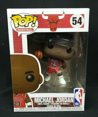 Funko Pop! Sports NBA Chicago Bulls - Michael Jordan Dunking #54 Common Vinyl