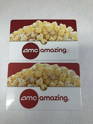 AMC gift card $50 Value Plus Fast Free Shipping Verified / Present Movies
