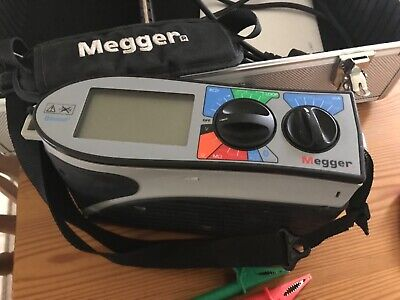 MEGGER MFT 1553 Multifunction Tester, used, but in good condition