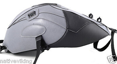 BAGSTER TANK PROTECTOR COVER BMW S 1000 RR 2013 steel grey 1584J 2009 > 2013