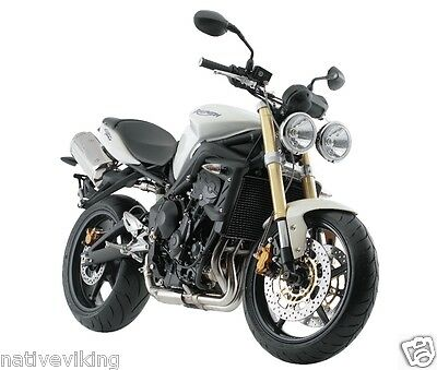 Bagster TANK COVER Triumph STREET TRIPLE 675 06-11 tank protector IN STOCK 1522D