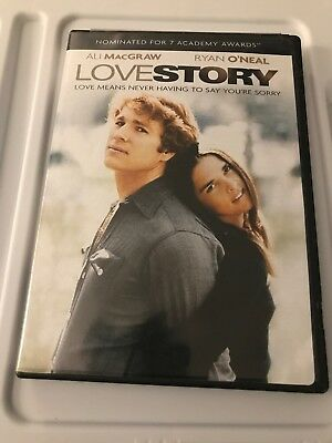 Love Story DVD 2007 Dolby, Widescreen BRAND NEW SEALED
