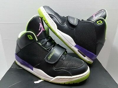 new product adc58 3d1ad Men s Nike Air Jordan FLTCLB 90 S Basketball Sneakers 602661-017 Size 8.5