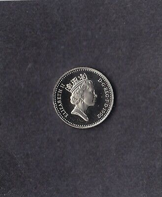 1992 5p Five Pence Coin Proof - From Royal Mint Set