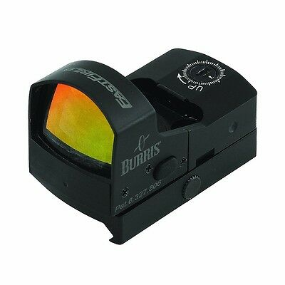 New Burris FastFire III Red-Dot Reflex Sight 8 MOA Dot W/ Picatinny Mount 300236
