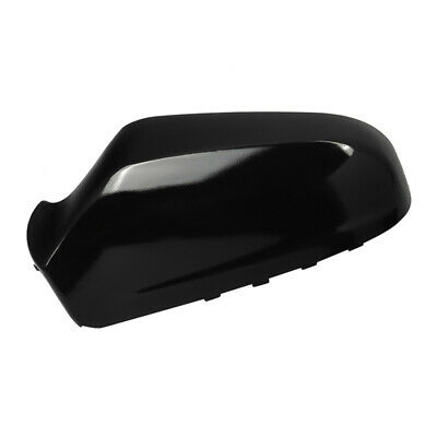 For Vauxhall Astra H MK5 Wing Mirror Cover Cap Casing Left/NSF 04-09 Gloss Black