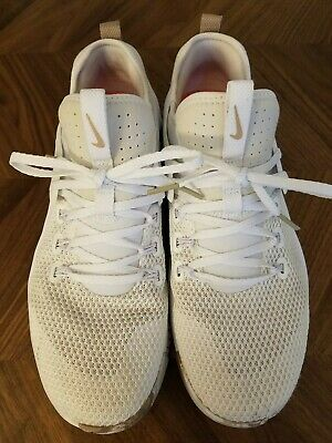 9ea2e7599a832 Nike Free X Metcon Cross Training Shoes Weightlifting Gym White-Sand AH8141 -103