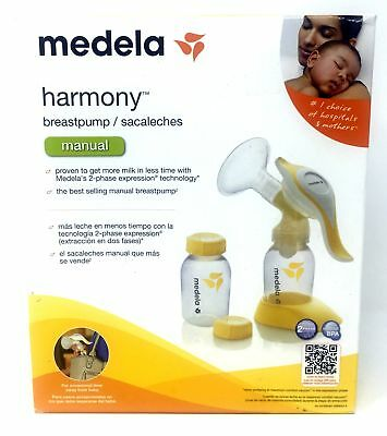 Medela Harmony Manual Breast Pump, 35% Off, Free US Shipping!